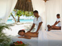 Romantic Couples Massage