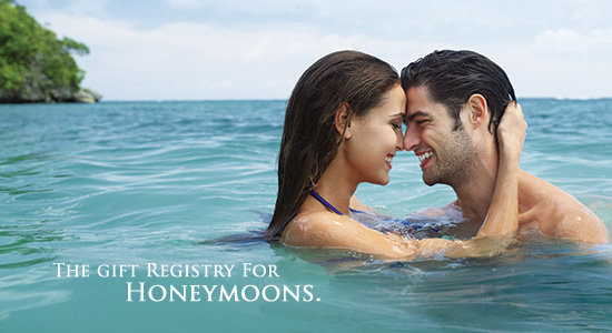 Couples Resorts  - The Gift Registry for Honeymoons