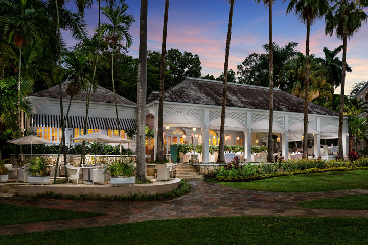 All-Inclusive Dining at Sans Souci